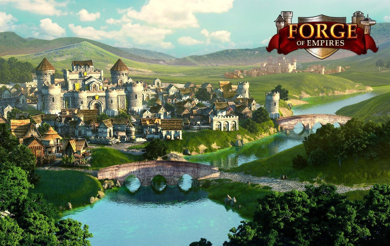 Forge of Empires логотип